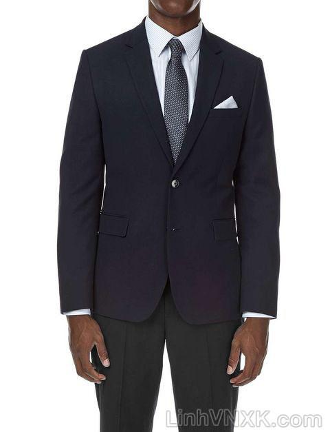 Áo blaze nam xuất khẩu Burton màu xanh navy vân sần