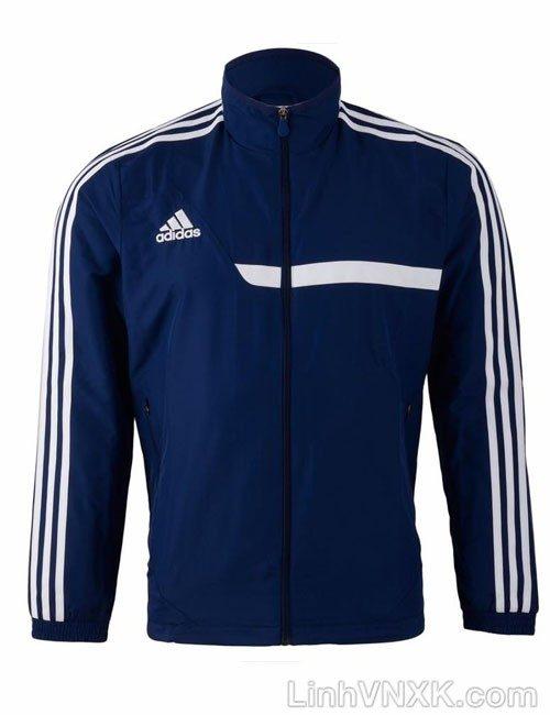 Áo khoác gió thể thao nam xuất khẩu das màu xanh navy
