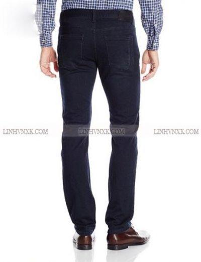 quần jean nam xuất khẩu perry ellis màu xanh navy