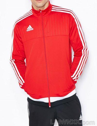 Áo khoác nam Das lót nỉ màu đỏ