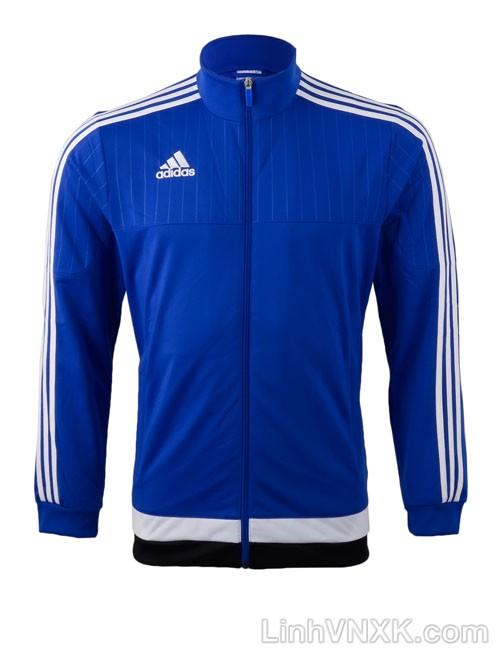 Áo khoác nam Das lót nỉ màu xanh blue