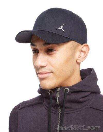 Mũ nike jordan màu đen