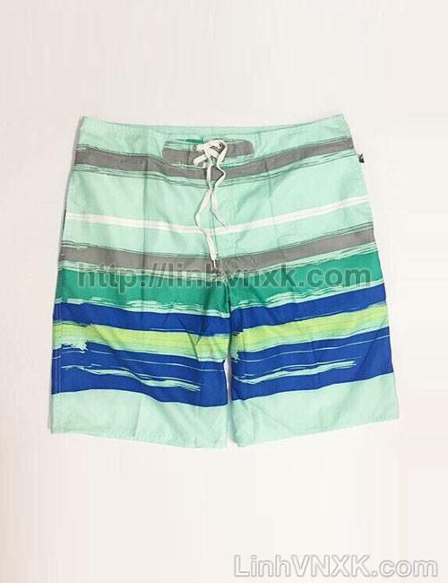 Quần bơi nam xuất nhật màu xanh bạc hà