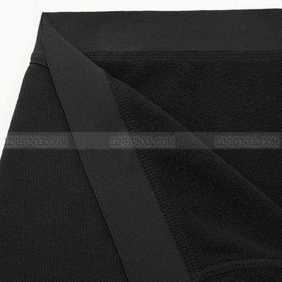 Quần giữ nhiệt nam heattech Uniqlo xuất khẩu màu đen