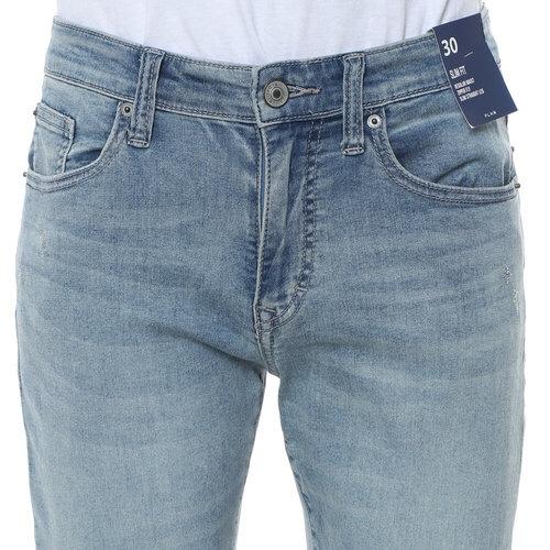 Quần jean nam Polham xanh sáng
