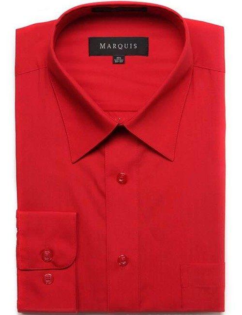 Sơ mi xuất khẩu Marquis đỏ tươi