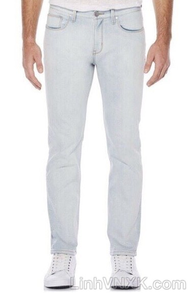 Quần jean nam xuất khẩu Perry Ellis xanh trắng