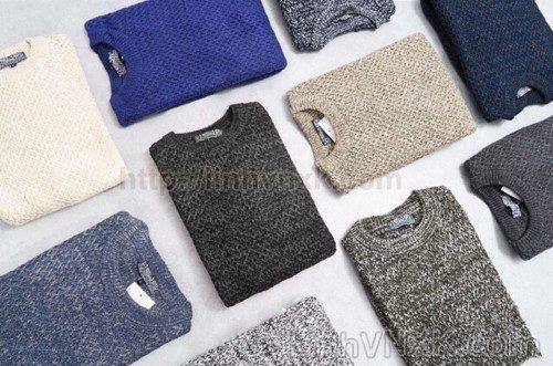 Áo len dày xuất Hàn