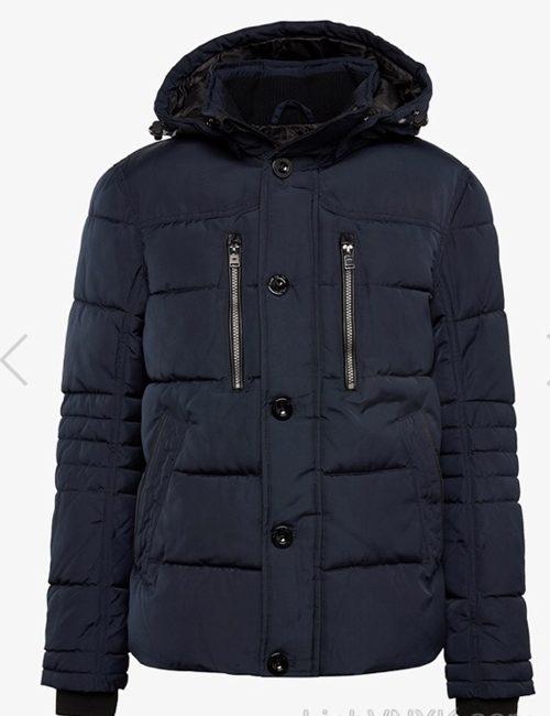 Áo khoác nam hàng hiệu xuất khẩu xịn Tom Tailor màu xanh navy