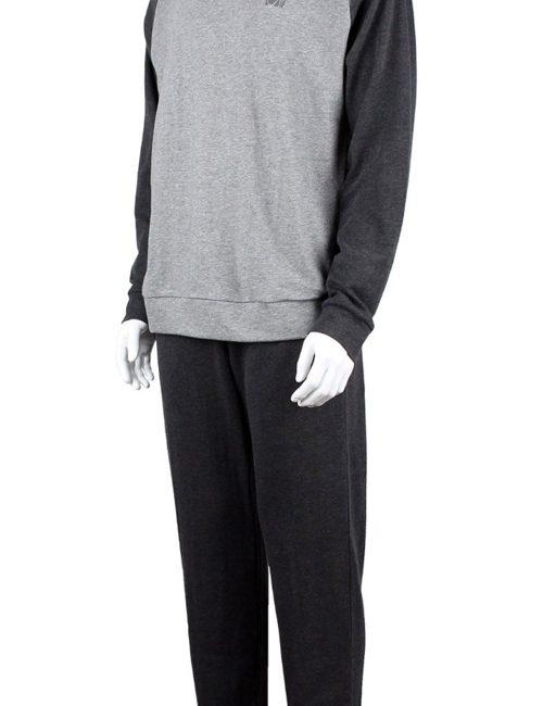 Bộ quần áo nỉ nam Millet xuất khẩu xịn màu lông chuột