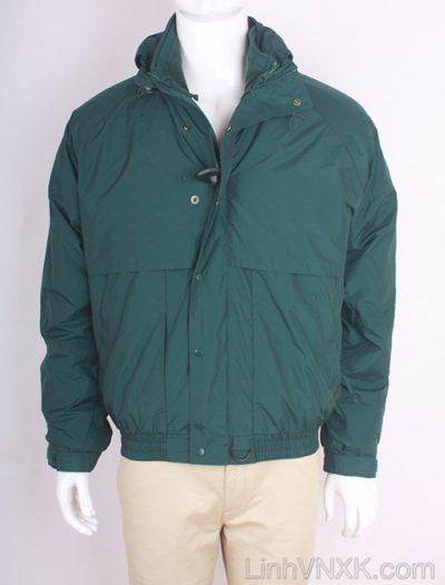 Áo khoác đại hàn xuất khẩu 2in1 trimiuntain màu xanh rêu