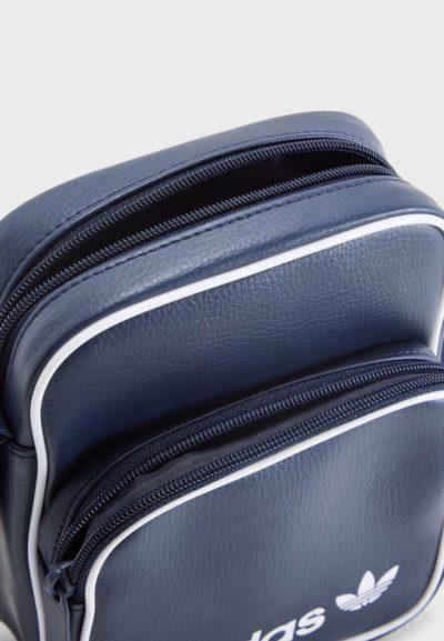 Túi xách mini bag logo nhỏ màu xanh navy