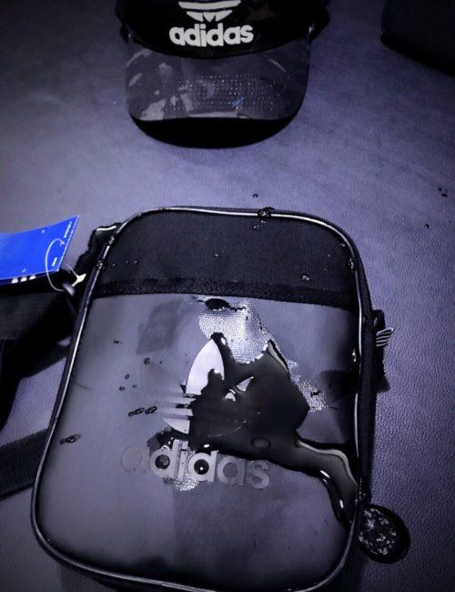 Túi xách chống nước Das màu đen
