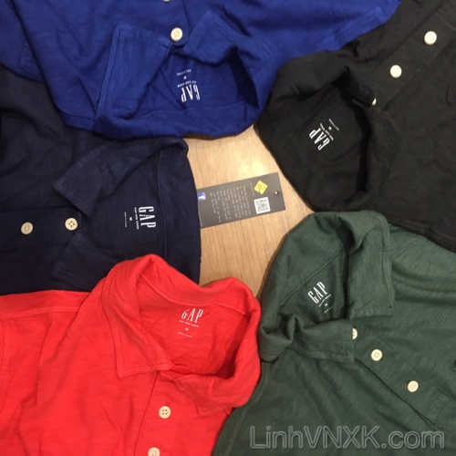 áo thun polo nam Gap xuất khẩu