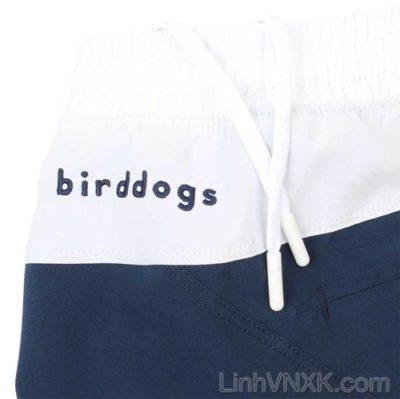 Quần thể thao đa năng Bird Dog xuất Mỹ xanh navy cạp trắng