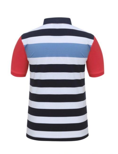 Áo polo thể thao nam xuất Nhật K2 đỏ