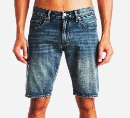 Quần sooc jean nam xuất khẩu