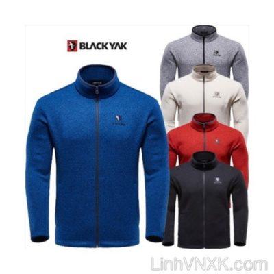 Áo khoác nỉ len Black Yak Hàn quốc giữ nhiệt