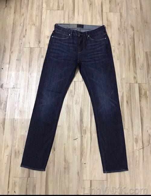 Quần jean slimfit Lee xuất khẩu
