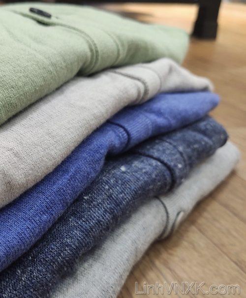 Áo cardigan len nam Uni xuất Nhật