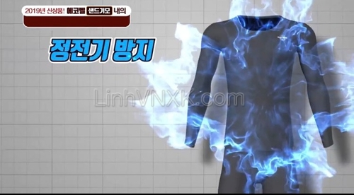 Bộ quần áo giữ nhiệt cao cấp chống tích điện