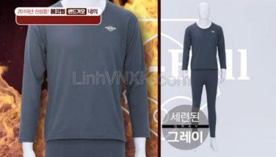 Bộ quần áo giữ nhiệt chính hãng cao cấp