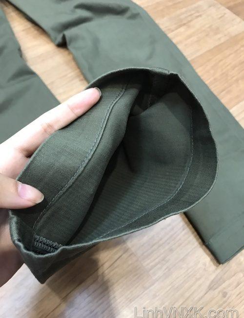 Quần kaki túi hộp Wrangler