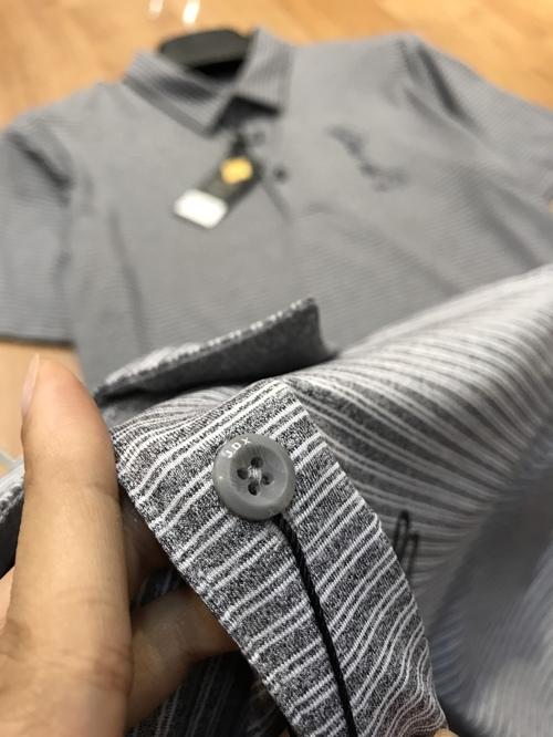 áo thun polo golf jdx khuy
