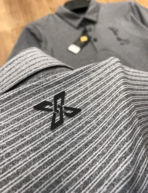 áo thun polo golf jdx logo