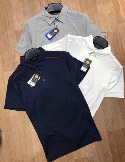áo thun Jandiro thể thao xuất Hàn nhiều màu