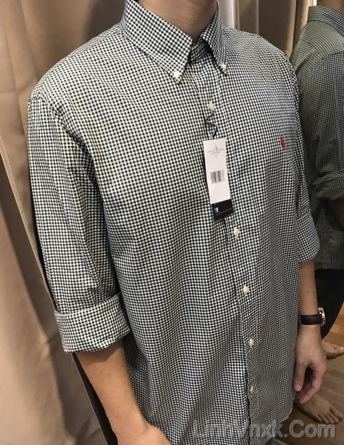 Sơ mi nam Big Size cao cấp Ralph Lauren