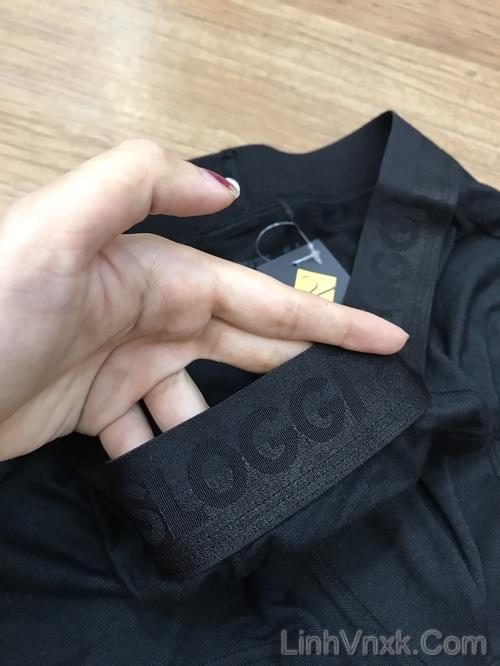 quần lót nam hàng hiệu cao cấp sloggi màu đen