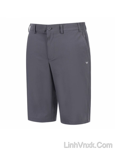Quần short golf WyndHam xuất khẩu màu ghi