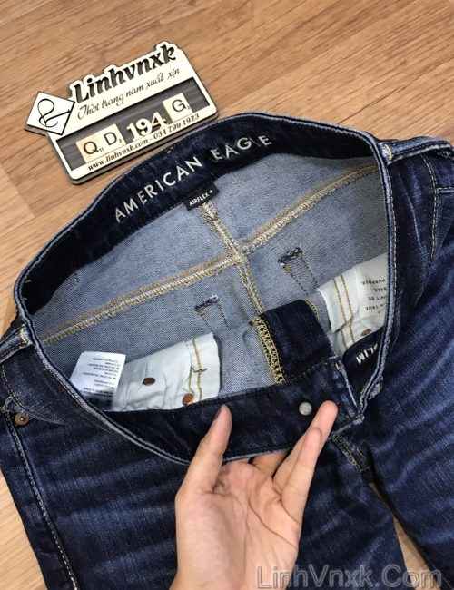 Quần jean slimfit American Eagle
