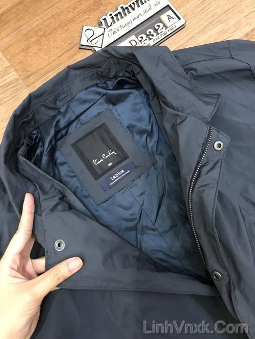 Áo măng tô chống nước Pierre Cardin
