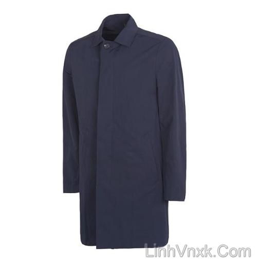 Áo khoác trench coat nam Pierre Cardin chống nước