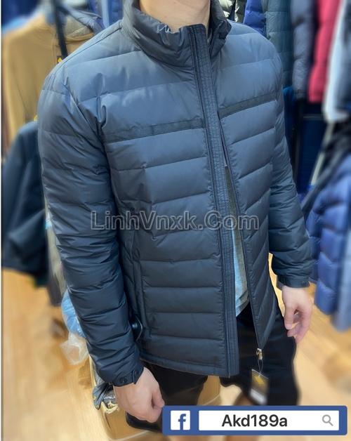 Áo khoác lông vũ JDX màu đen