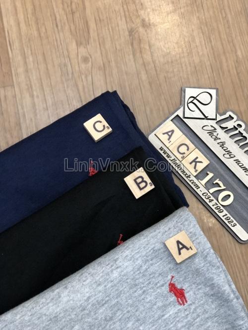 Áo thun Ralph Lauren cotton pima làm mát