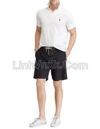 Quần bơi nam Ralph Lauren màu đen
