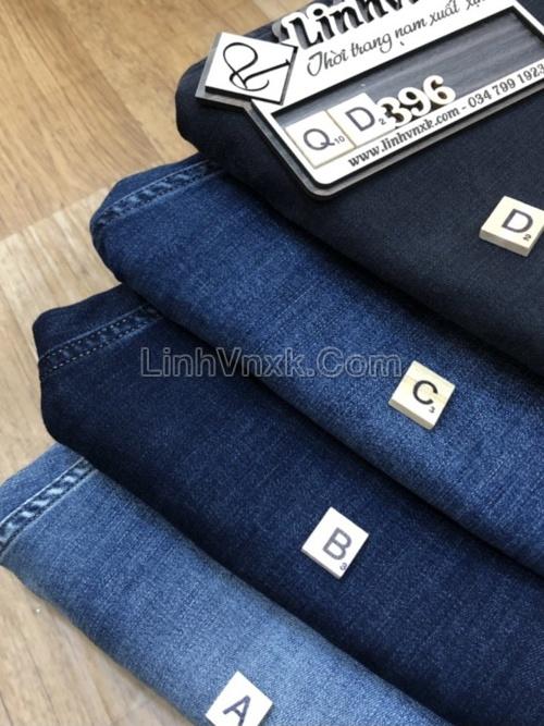 Quần jean slimfit xuất khẩu