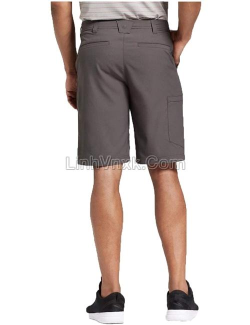 Quần short golf Champion màu xám