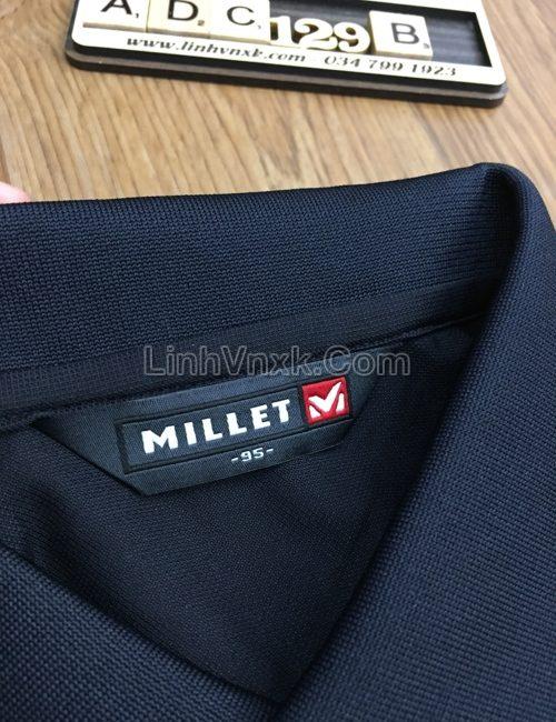 Áo polo dài tay Millet